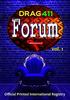 The Forum, drag queen king, female male impersonator