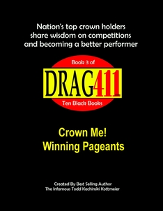 Crown Me, Drag Pagaent, Male Impersonator Pageant, Female Impersonator Pageant